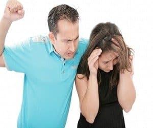Está usted en una relación de pareja dañina?