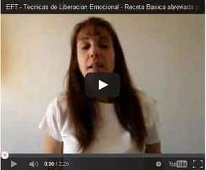 Video receta basica eft abreviada