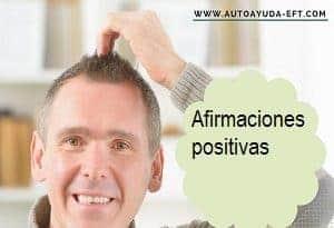 pregunta eft sobre afirmaciones positivas