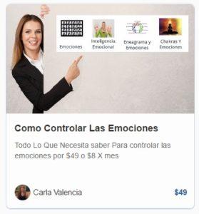 Como Controlar La Emociones
