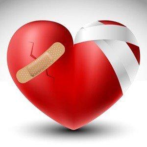 superar el dolor de una ruptura amorosa