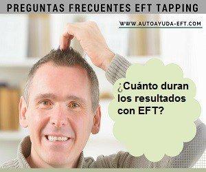 cuanto duran los resultados con EFT