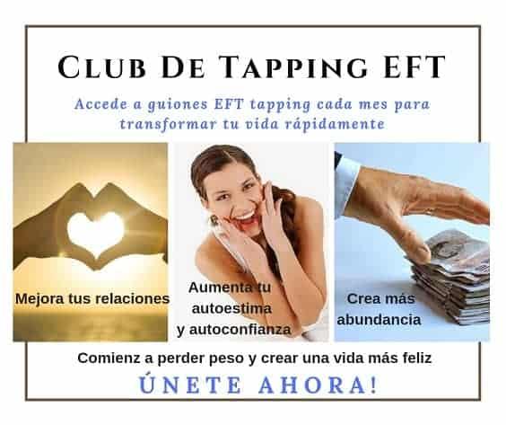 club de tapping eft en español