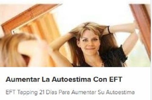 eft tapping autoestima