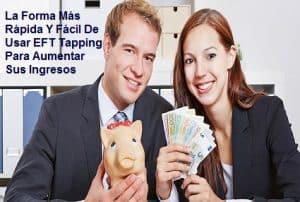 tapping eft para atraer dinero y abundancia