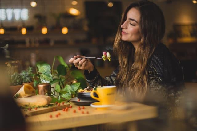 comer concientemente